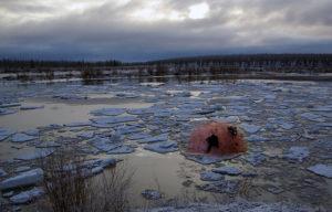 Каска на льдине. Читает Ирина Шухаева