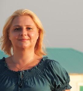 Ирина Шухаева. Анапа. Август 2015