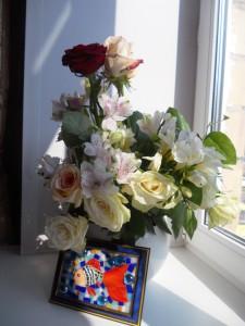 """Композиция № 13 в проекте Ирины Шухаевой """"27 букетов для расцвета карьеры"""""""
