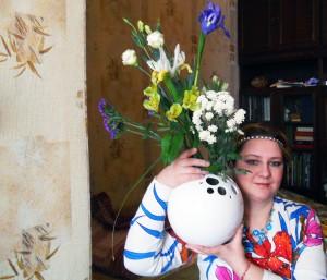 Ирина Шухаева. 27 букетов для расцвета карьеры. Первый букет.