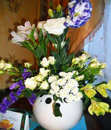 Ирина Шухаева. 27 букетов для расцвета карьеры. Второй букет.