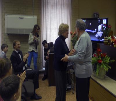 Юрий Иванович и Галина Михайловна Чичевы