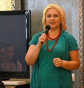 Ирина Шухаева. Осень 2015