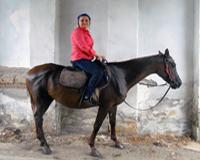 Ирина Шухаева. Крым. Сентябрь 2013.