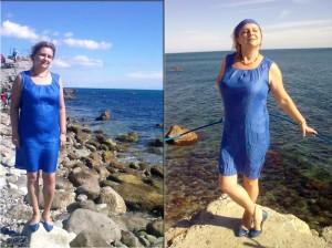 Ирина Шухаева. Симеиз. Сентябрь 2013
