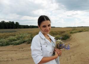 Анастасия Шухаева. Лето 2014.