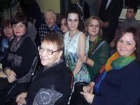 """Ирина Шухаева. """"Живое авторское слово"""". Ноябрь 2014."""
