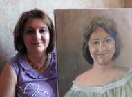 Ирина Шухаева. Портрет к Дню рождения 2014