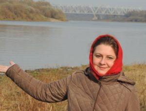 Ирина Шухаева. Ноябрь 2016