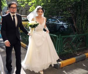 Ирина Шухаева. Фото свадьбы Насти и Ромы. Август 2015