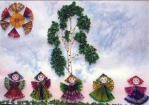 Ирина Шухаева приглашает на Зеленые Святки.