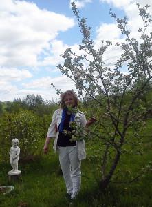 Ирина Шухаева. Май 2016