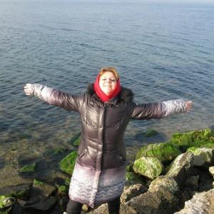 Ирина Шухаева. Владивосток. Ноябрь 2015